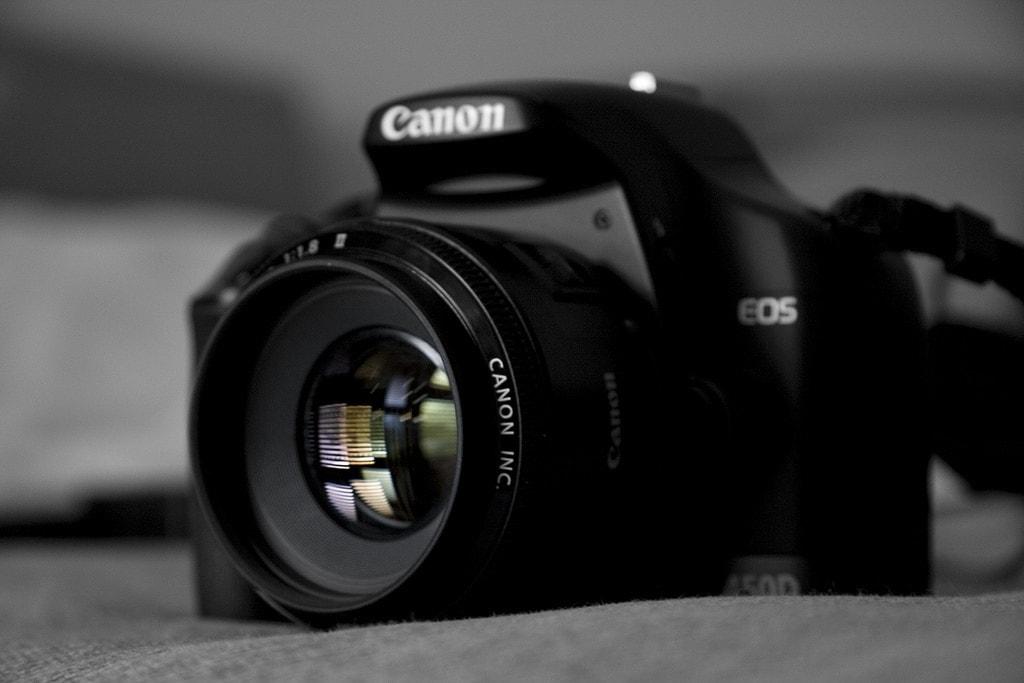 Canon Eos 450d Ventajas E Inconvenientes