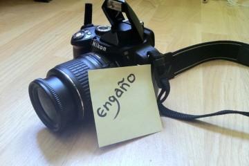 Engaños de los fabricantes de cámaras