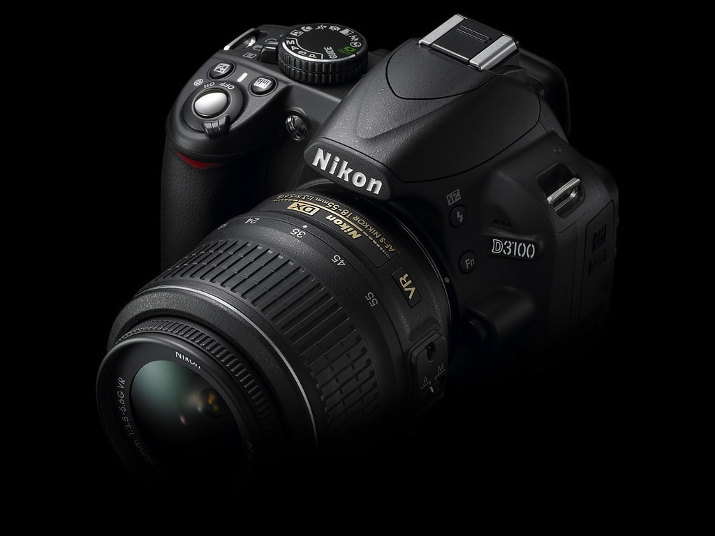 Nikon D3100: Érase una Vez la Mejor Cámara Para Principiantes...