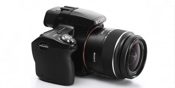 camara-reflex-Sony-A33