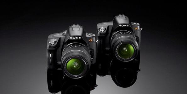 camara-reflex-Sony-A390