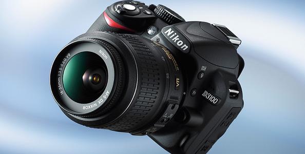 nikon-reflex-d3100