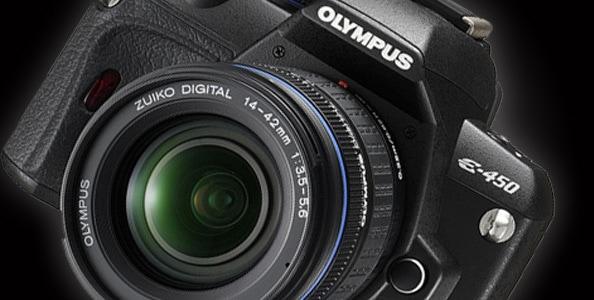 reflex-digitales-Olympus-E-450