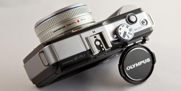 reflex-digitales-Olympus-E-PL1