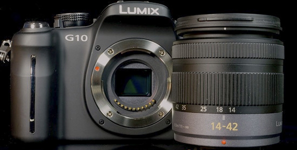Panasonic DMC-G10 cámara micro cuatro tercios