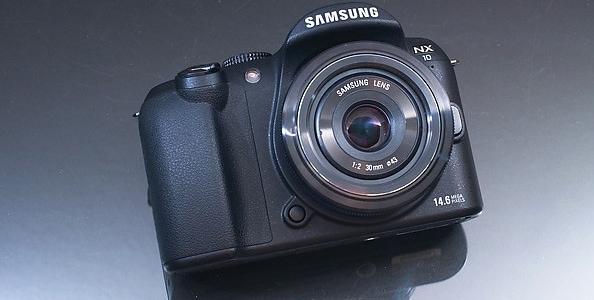 Samsung-NX10 camaras micro cuatro tercios