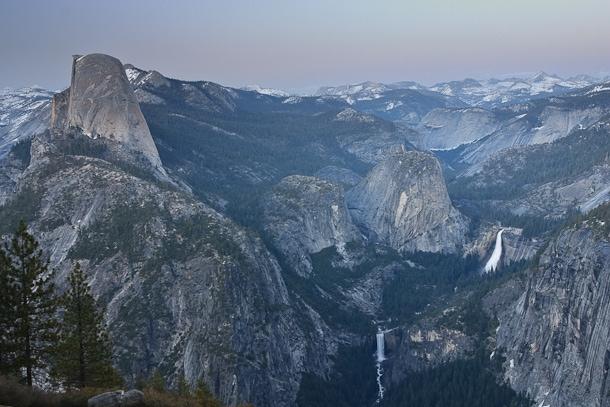 Yosemite Valley. Yosemite National Park. California. USA