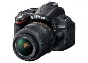 Nikon D5100 réflex