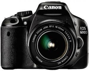 Canon 600D réflex