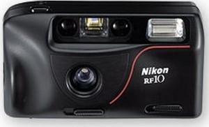 Nikon RF10 analógica
