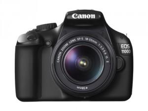 Canon 1100D réflex