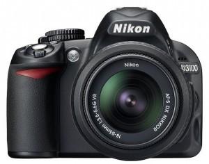 Nikon D3100 principiantes