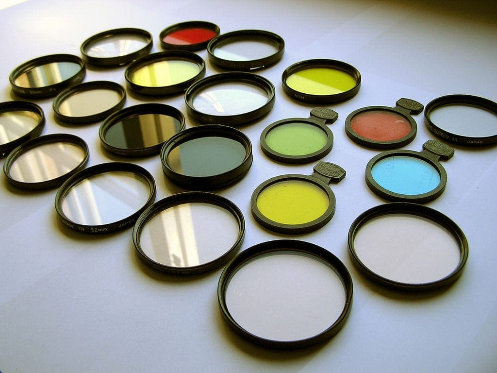 Resultado de imagen para filtros fotograficos