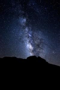 Fotografía de Estrellas