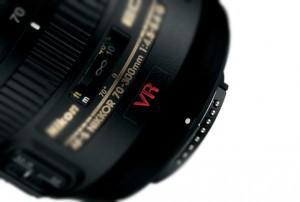 Estabilizador VR de Nikon