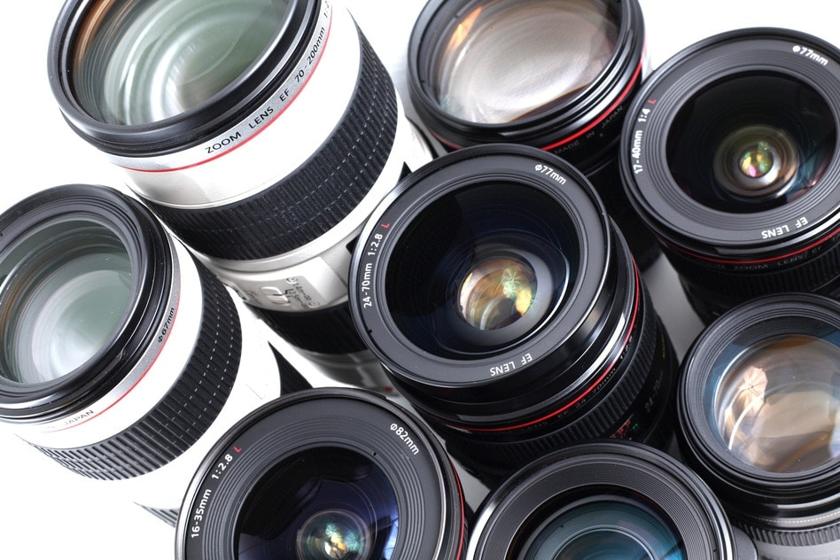 Compatibilidad de Objetivos Canon