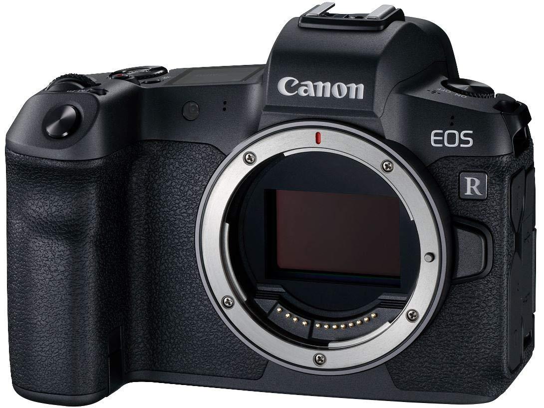 cuerpo cámara canon EOS R sin objetivo