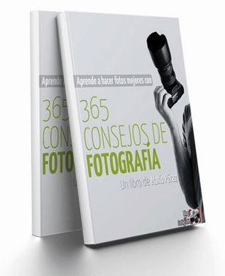Libro 365 Consejos de Fotografia