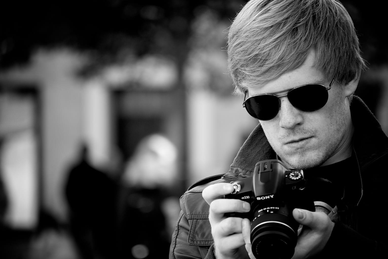 Fotógrafo Sony Alpha