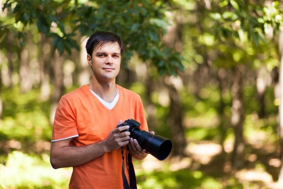 Fotógrafo Adicionado