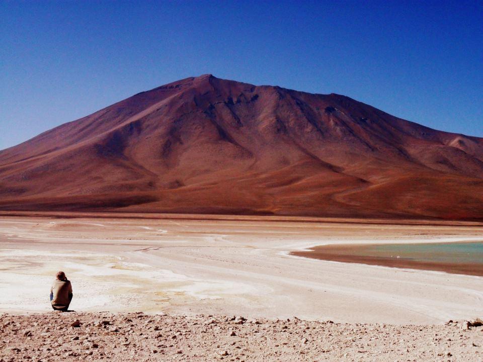 Miriam Chazarreta - Volcán Licancabur