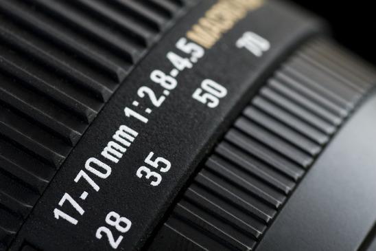 Resultado de imagen para numeros focales en el objetivo