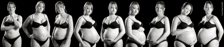 Fotografia Secuencial de Embarazo