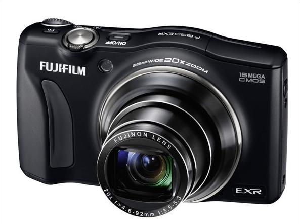 Fujifilm FinePix F900 EXR
