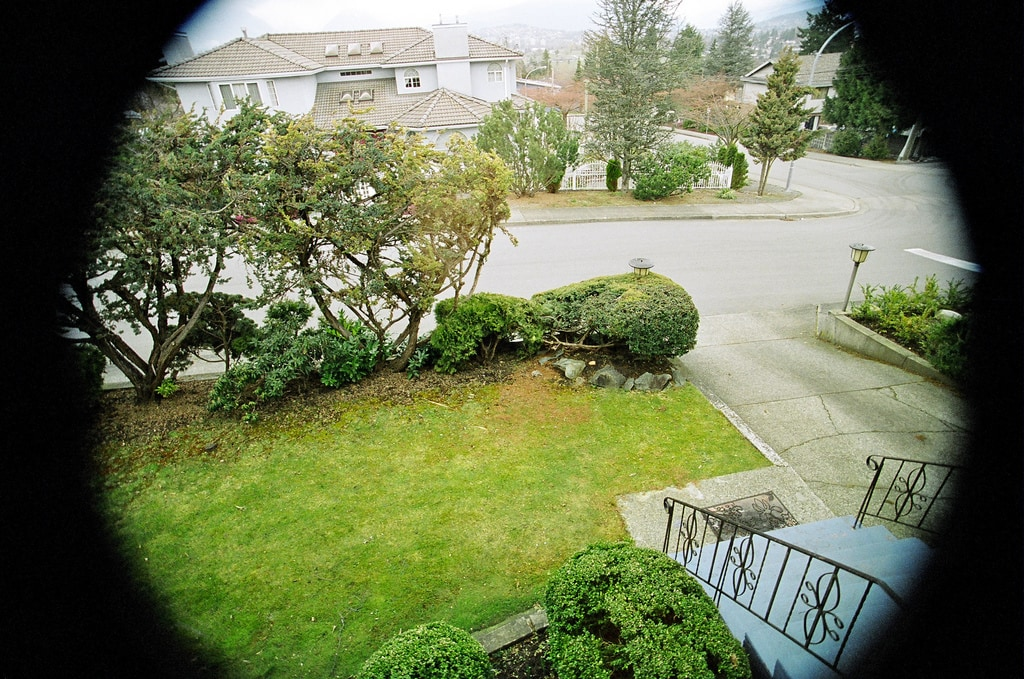 "Objetivo DX en una cámara Full Frame sin modo ""crop"""