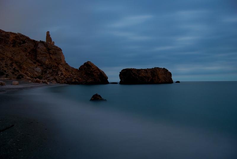Fotografia Nocturna de Larga Exposición, Fotografía de Maurid80 - Creative Commons