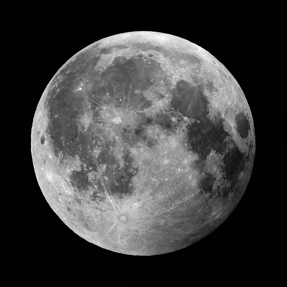 El Resultado Final Foto de Luna