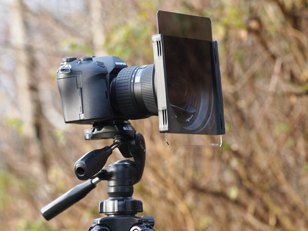 Cokin Un soporte del filtro para cámaras compactas BAD-400A