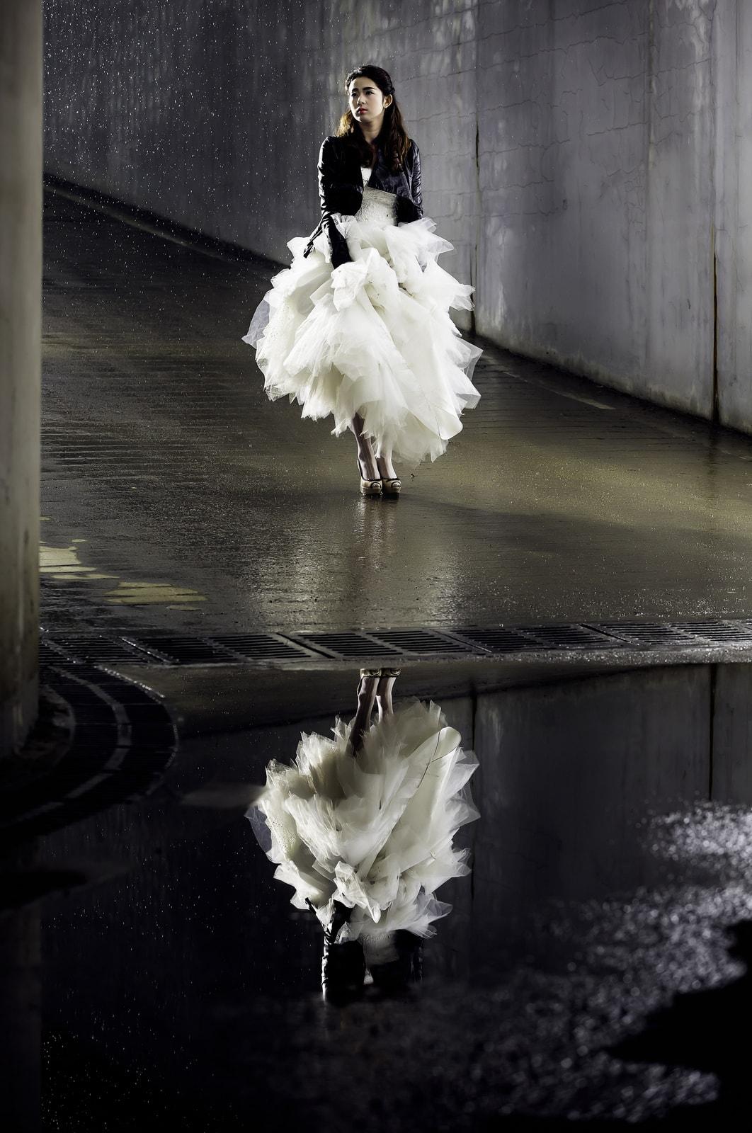 Charcos de lluvia