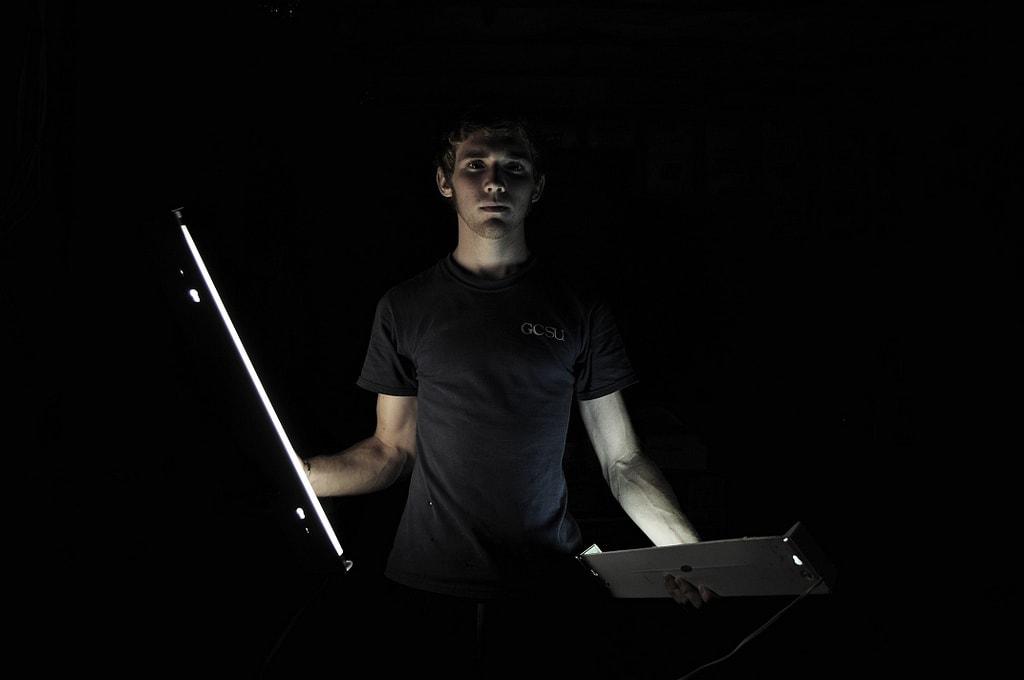 Luces fluorescentes