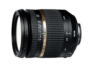 Objetivo multifocal Tamron 17-50mm
