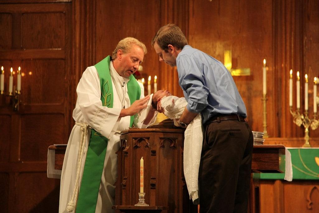 Prepárate para realizar bautismos