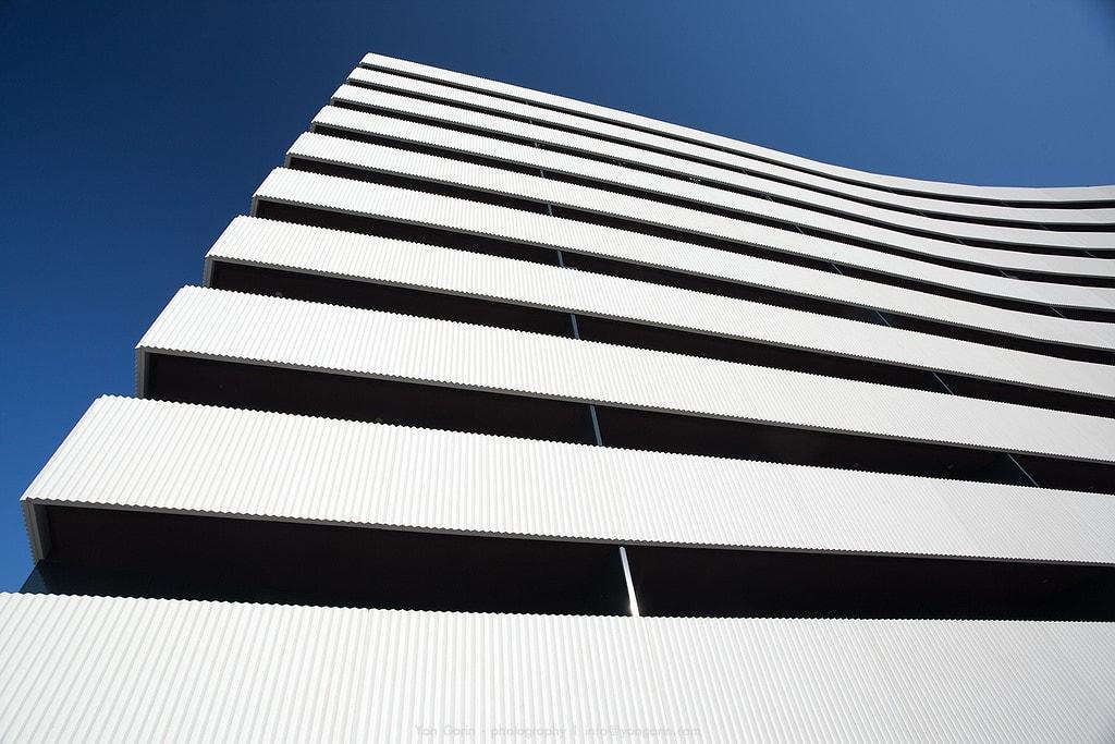 Exterior de un edificio