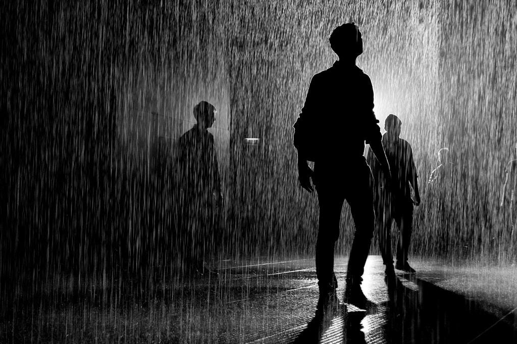 Que la lluvia no te detenga