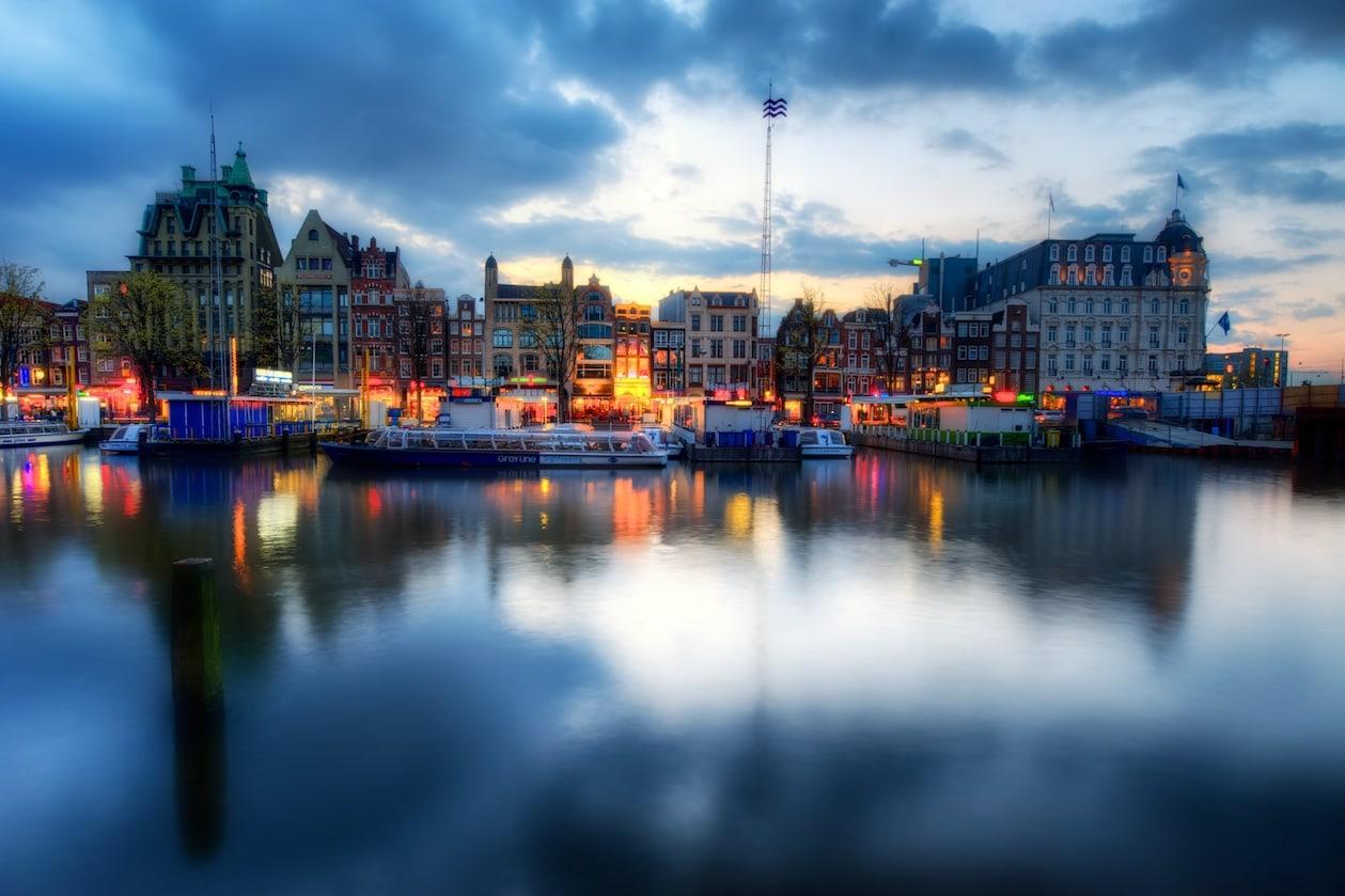 Amsterdam, por Jim Nix