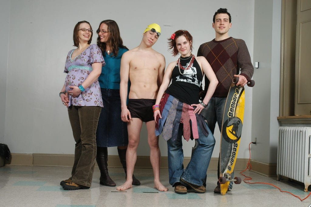 Foto gruppo persona nude photo 87