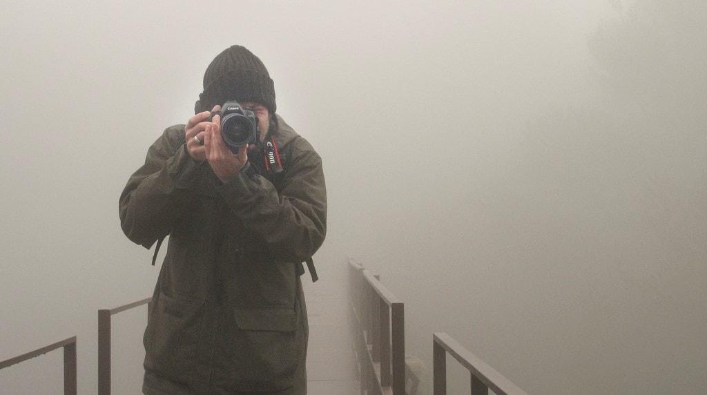 No tengas miedo de salir a hacer fotos con niebla