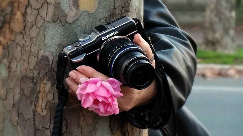 La mejor cámara la tienes en tus manos