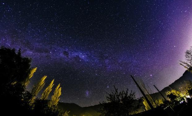 Espectacular cielo estrellado deNicolás Robles