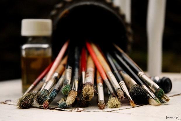 """Tienes todo un mundo de herramientas a tu alcance para """"pintar"""" las imágenes a tu gusto."""