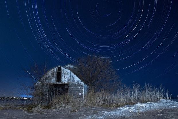 Consigue espectaculares imágenes del cielo con la técnica Time Lapse