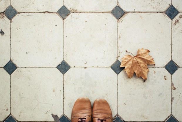 El suelo puede darte alguna que otra sorpresa