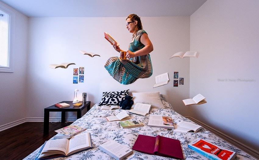 Deja volar tu imaginación de la mano de estos  fantásticos libros