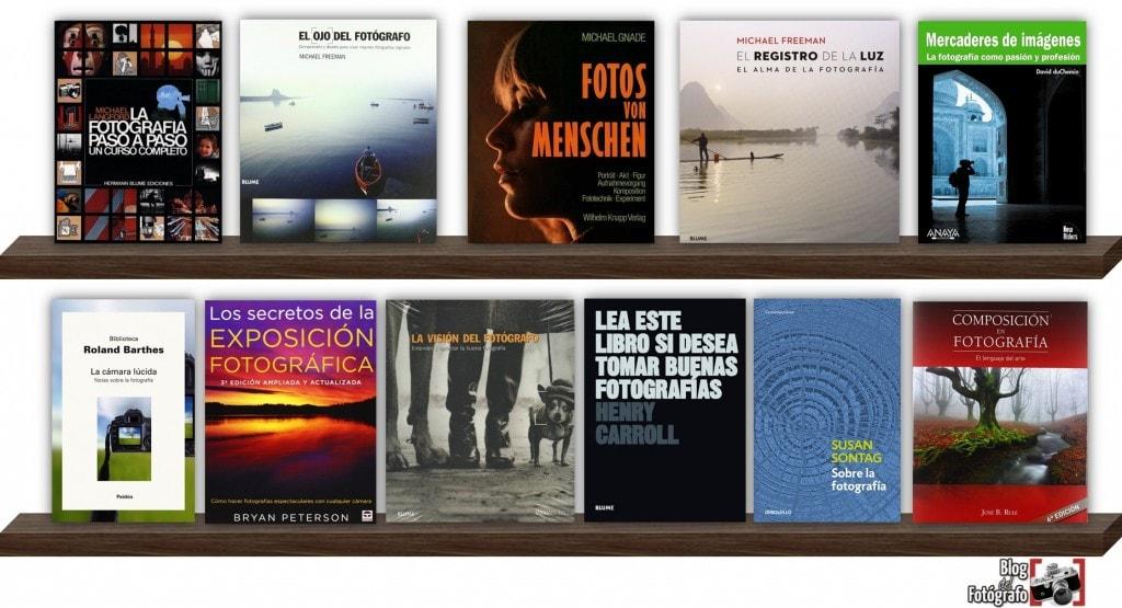 Los mejores libros de fotografía