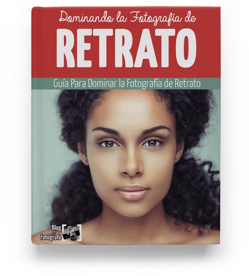Libro Dominando la Fotografía de Retrato