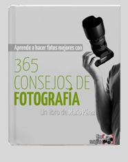 Libro 365 Consejos de Fotografía
